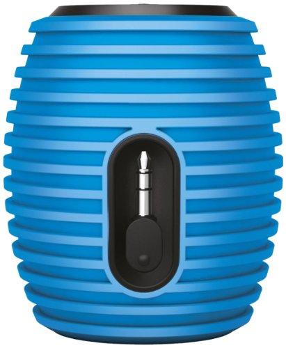 Philips SBA3010BLU/00 Tragbarer Sound-Shooter Lautsprecher blau