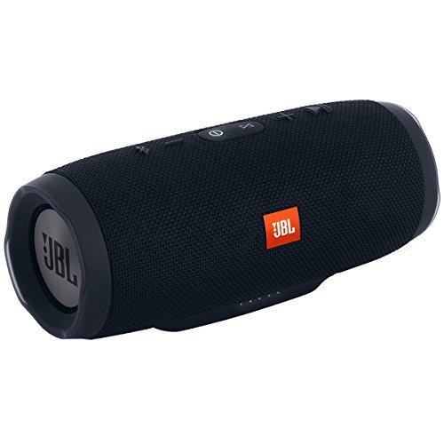 JBL Charge 3 Tragbarer Bluetooth-Lautsprecher (wasserdicht, mit 6000 mAh Power Bank und Freisprechfu...