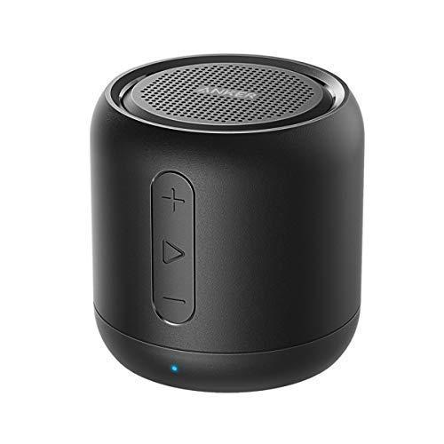 Anker SoundCore mini Bluetooth Lautsprecher, Kompakter Lautsprecher mit 15 Stunden Spielzeit, Fantas...