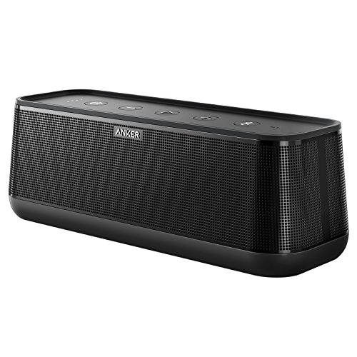 Anker SoundCore Pro+ Bluetooth Lautsprecher, 25W Lautsprecher mit tiefem Bass, erstklassigem Klang, ...