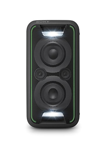 Sony GTK-XB5 One Box Party Soundsystem (200 W Ausgangsleistung, Extra Bass, Bluetooth, NFC, Licht un...