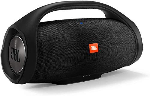 JBL Boombox - Wasserdichter Bluetooth-Lautsprecher mit integrierter Powerbank - Bis zu 24 Stunden Mu...