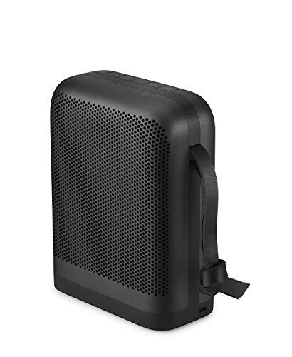Bang & Olufsen Beoplay P6 Tragbarer Bluetooth Lautsprecher, Schwarz