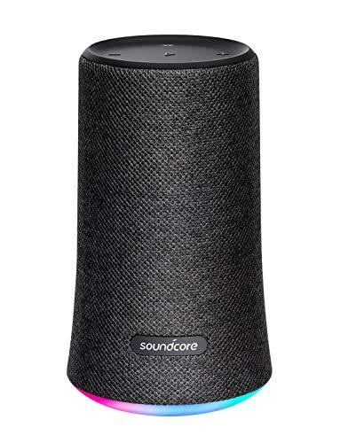 Soundcore Flare Tragbarer Bluetooth Lautsprecher von Anker, 360° Rundum-Sound, Fantastischer Bass &...