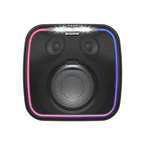 Sony SRS-XB501G tragbarer Bluetooth Lautsprecher (Spritzwasser- und staubgeschützt, Extra Bass, Par...