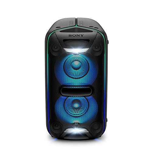 Sony GTK-XB72 High PowerParty Lautsprecher (Bluetooth, NFC, One Box Hifi Music System, Extra Bass, L...