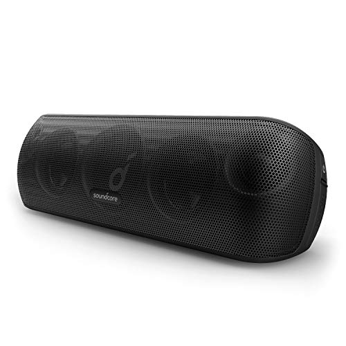 Soundcore Motion+ Bluetooth Lautsprecher mit Hi-Res 30W Audio, Intensives BassUp, Kabelloser HiFi La...