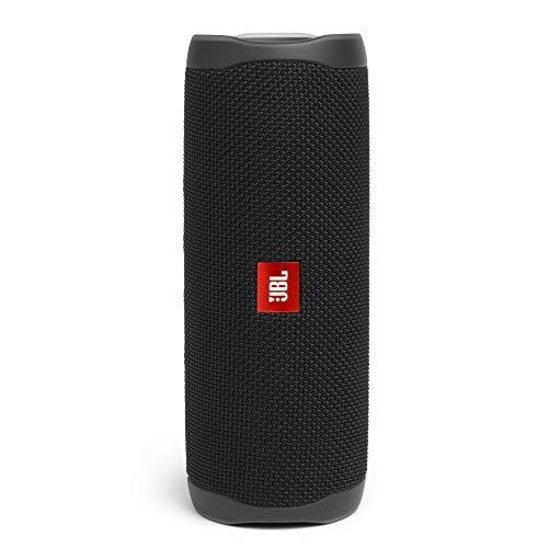 JBL Flip 5 Bluetooth Box (Wasserdichter, portabler Lautsprecher mit umwerfendem Sound, bis zu 12 Stu...