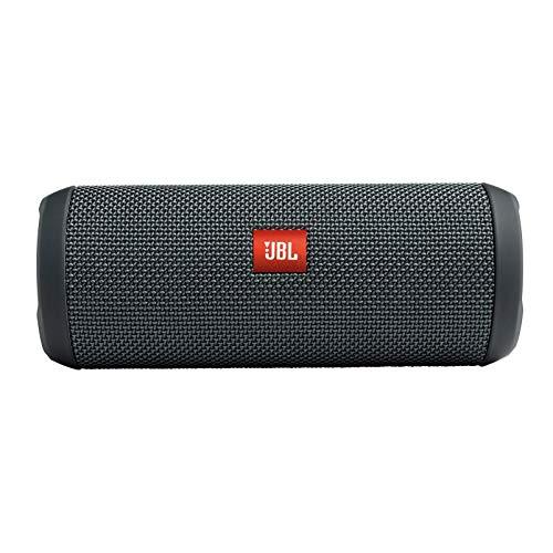 JBL Flip Essential Bluetooth Box in Grau, Wasserdichter, tragbarer Lautsprecher mit herausragendem S...